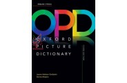 Oxford Picture Dictionary 3rd English-Persian + CD