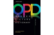 Oxford Picture Dictionary 3rd English-Arabic + CD