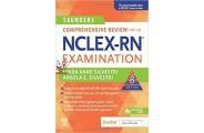 SAUNDERS COMPREHENSIVE REVIEW FOR THE NCLEX-RN 2020 /مرور جامع ساندرز برای آزمون RN آنجلا الیزابت سیلوستری انتشارات جامعه نگر